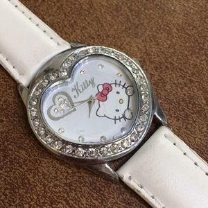 Other - BOGO Child's Character Rhinestone Watch